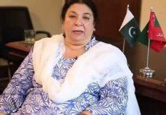 Yasmin Rashid Minister of Punjab Health
