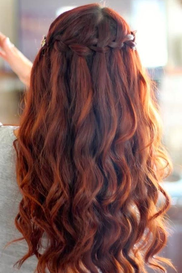 Image Result For Easy Cute Long Hairstyles