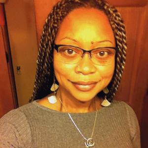 Author Nigia Stephens