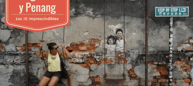 Qué ver y qué hacer en George Town y Penang: los 10 imprescindibles