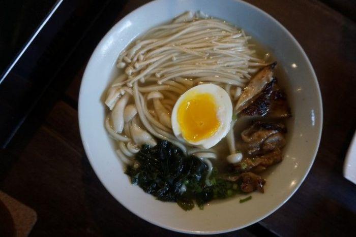Shio Ramen Gudang Cafe