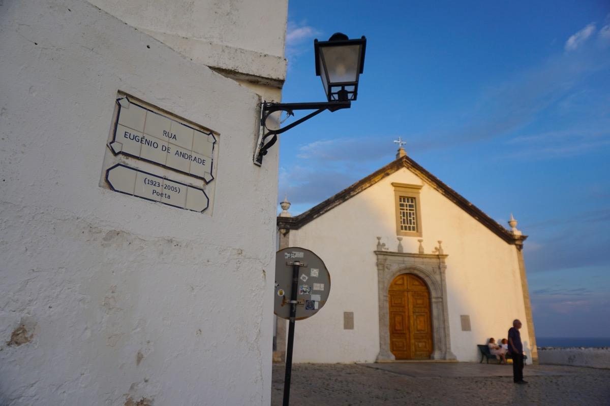 Cacela Velha: el pueblo
