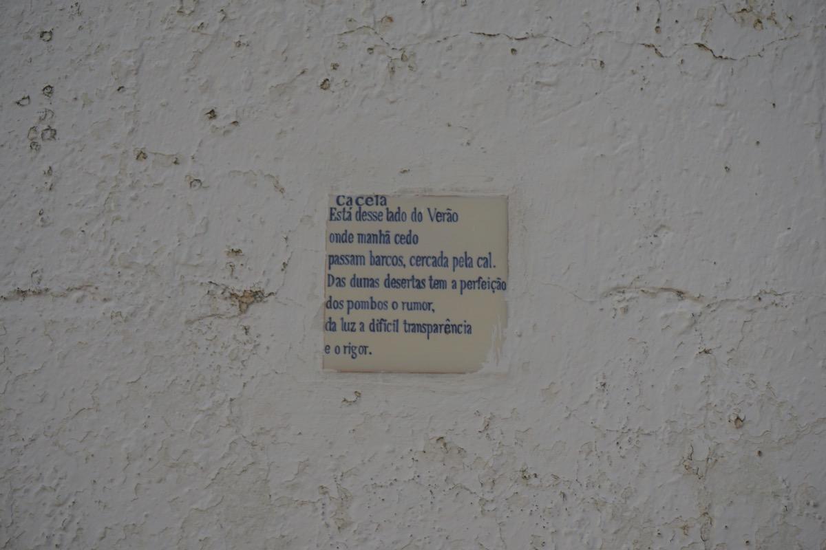 Cacela Velha: pueblo de poesía