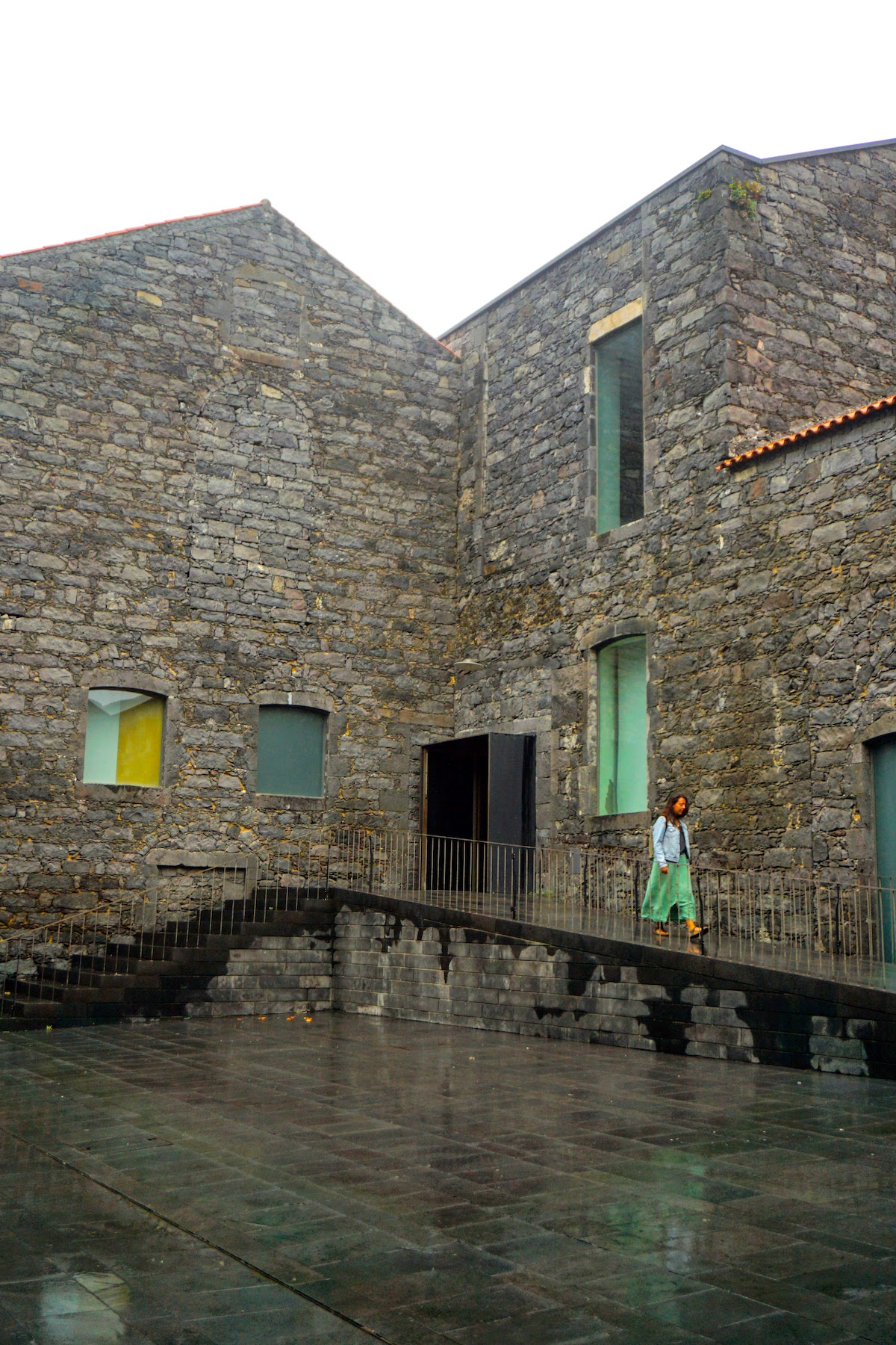 El museo Arquipélago: antes una fábrica de alcohol, ahora una fábrica de cultura