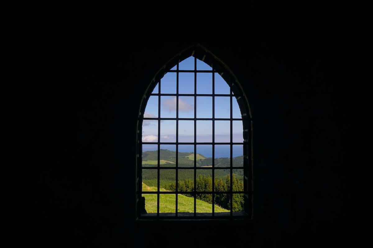 El interior del Castelo Branco