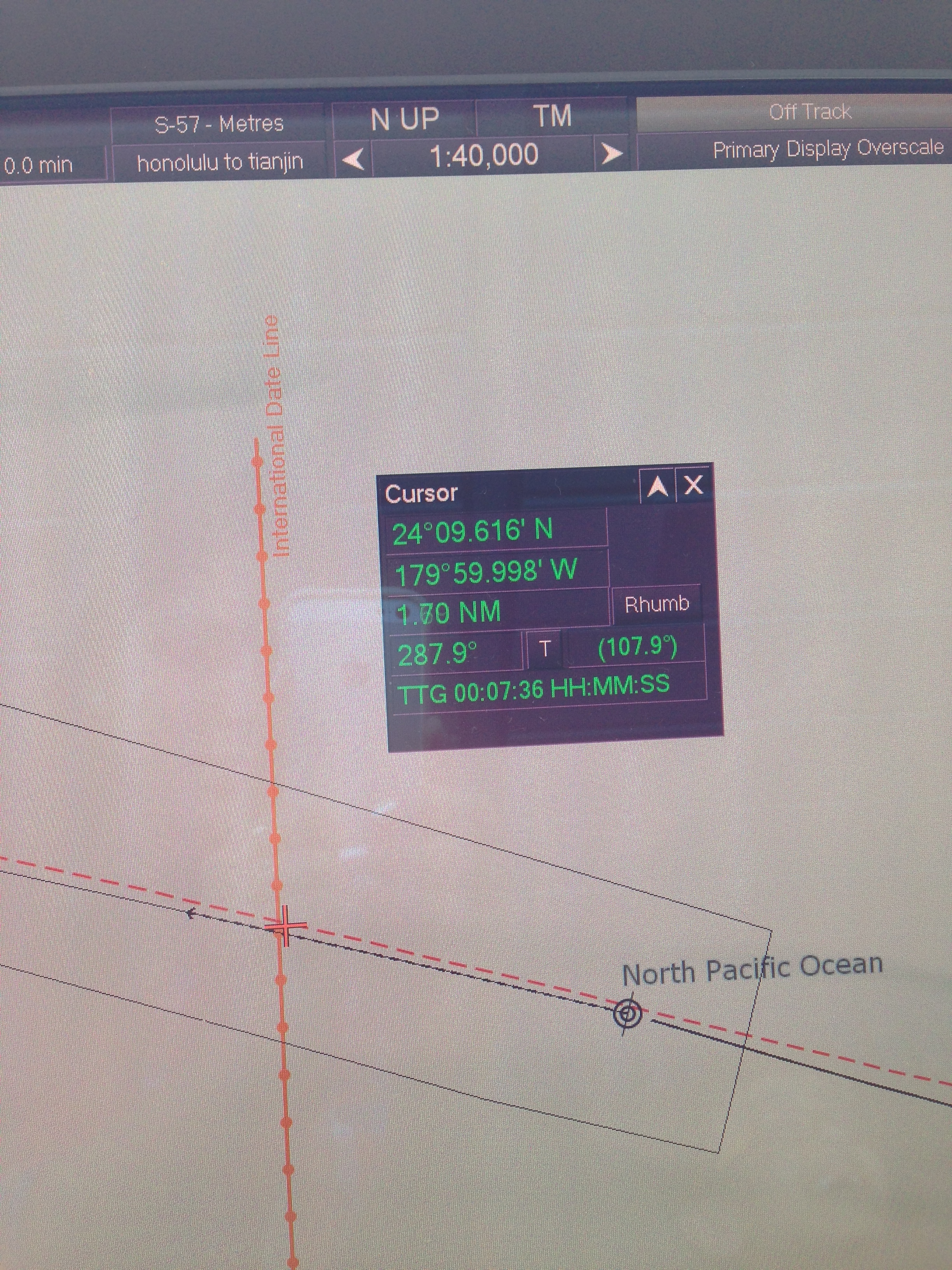 How Sailors Celebrate The Equator Or International Date