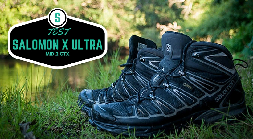 test salomon x ultra mid 2 gtx