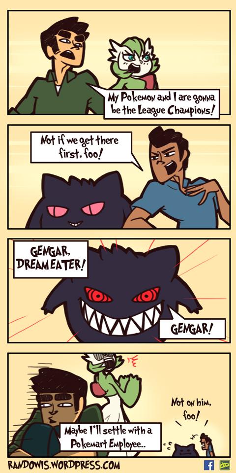 DREAM-EATER