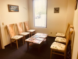 Waiting room | R & R Individual Counseling & Family Therapy Office Waiting Room in La Porte, IN 46350