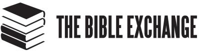the bible exchange logo
