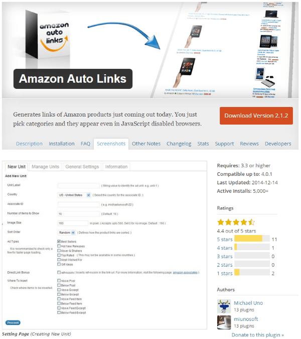 Creating Amazon Affiliate Links in WordPress | Randy A Brown