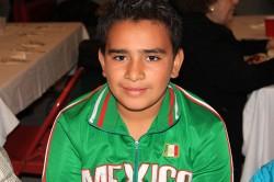 Boy in Green