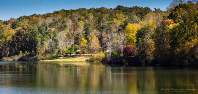 Lake Zwerner, Dahlonega, GA