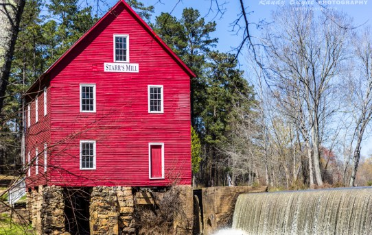 Starr's Mill - Improve Your Photography by Going Back