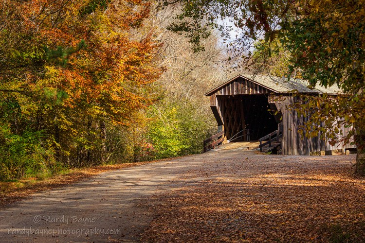 Red Oak Creek Covered Bridge