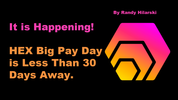 HEX Big Pay Day