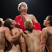"From Havana, Teatro El Público re-casts ""Caligula"" as gay tyrant"