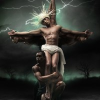 Filipino photographer transforms pain, sorrow and erotic sensuality of Christian icons to raise awareness about HIV and AIDS