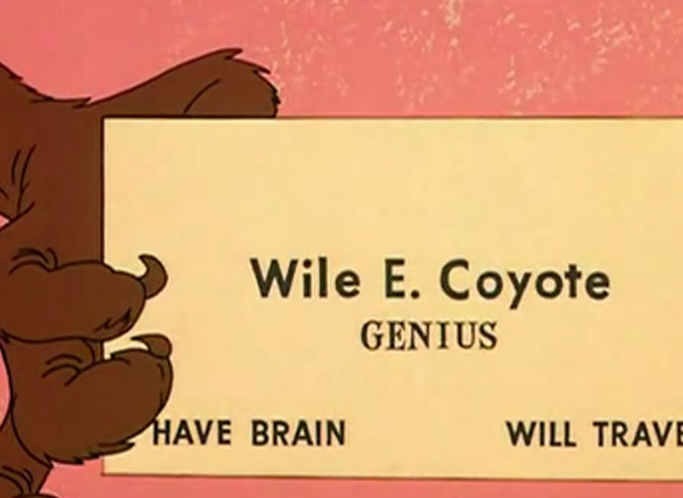 Wile E as a Leader