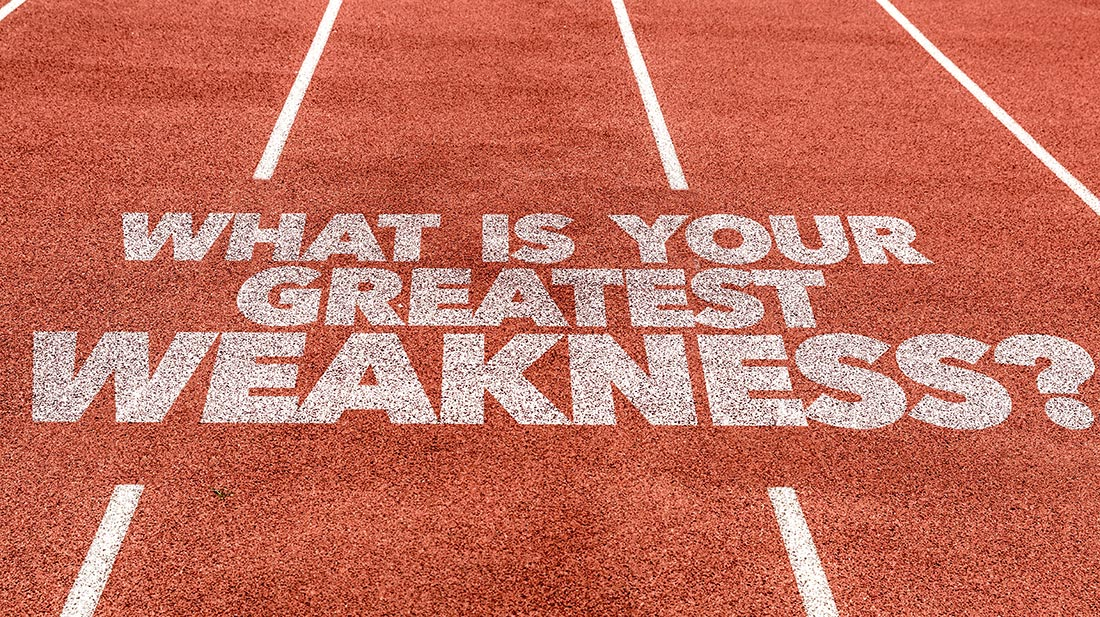 what is your greatest weakness as a leader