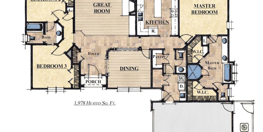 Custom Home Builders, House Plans & Model Homes