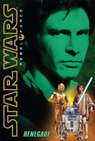 Star Wars Rebel Force: Book 3 Cover Illustration (Front )