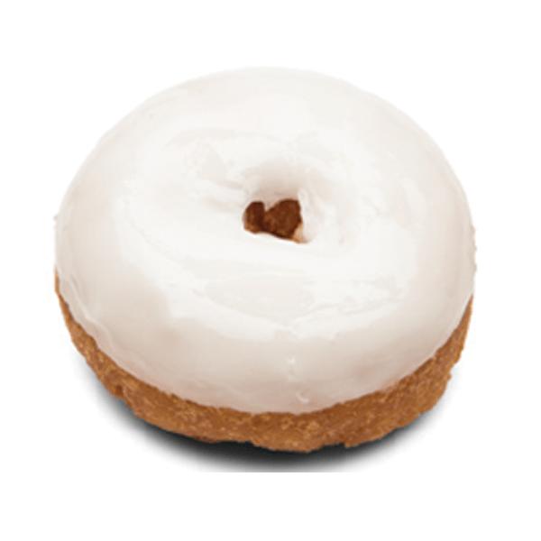 Randy's Vanilla Iced Cake Donut