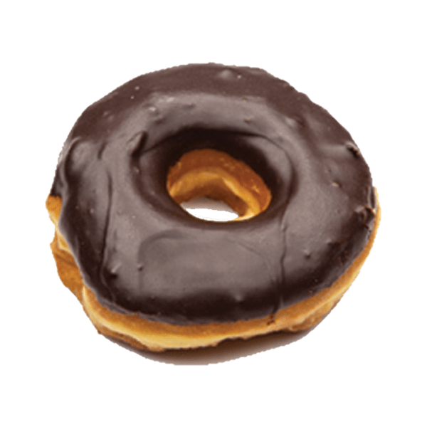Randy's Chocolate Raised Donut