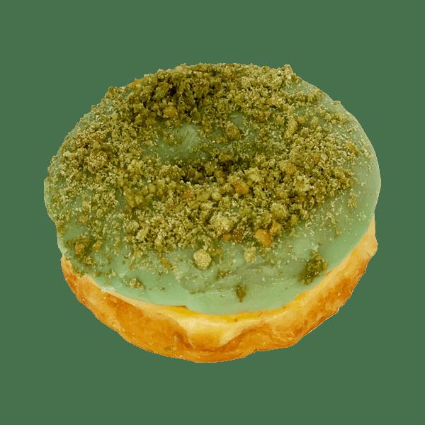 Randy's Matcha Tea Raised Donut