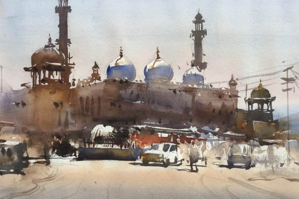 Watercolor-Paintings-by-Vijay-Achrekar_06