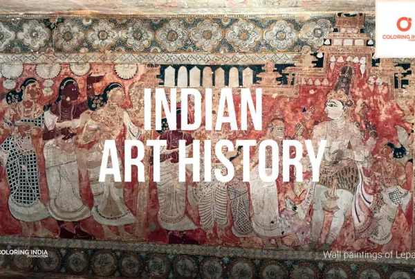 Indian art history