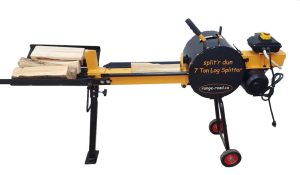 RR7E Kinetic Split'r'dun Log Splitter, Electric