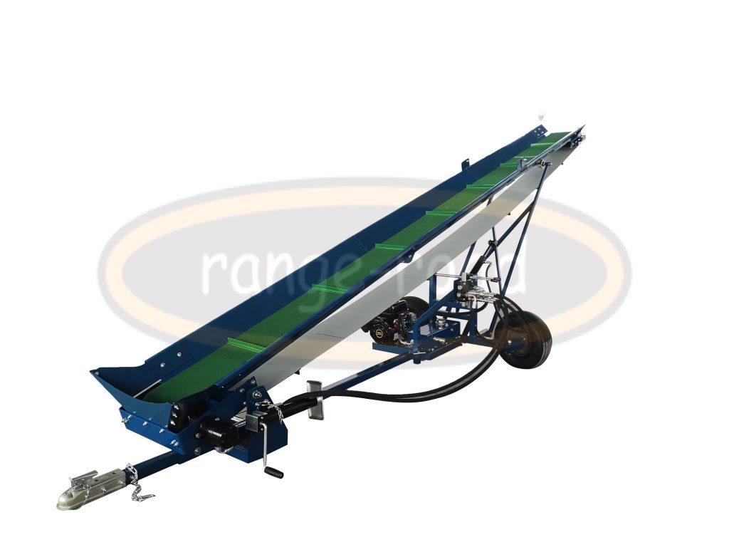 firewood conveyor