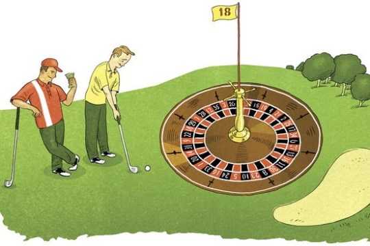 Golf Games   Where Your Golf Handicap Is Not Important   The Range     Did you know that there are more than just the few 2 or maybe 3 types of Golf  Games that you have heard around or even played