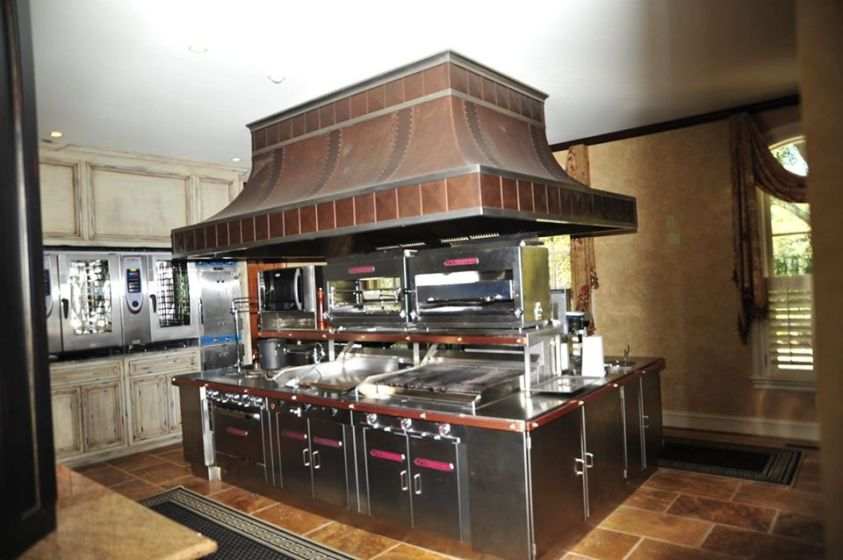 made to order commercial range hood in any size