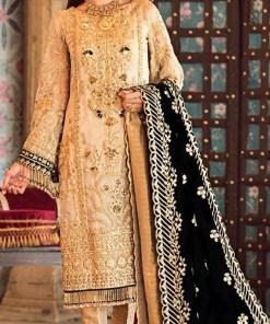 ladies velvet shawl