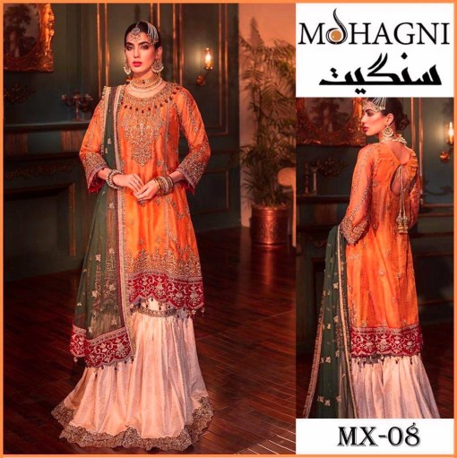 mohagni latest dresses