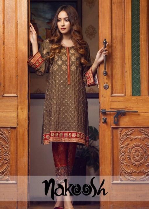 latest nakoosh dresses