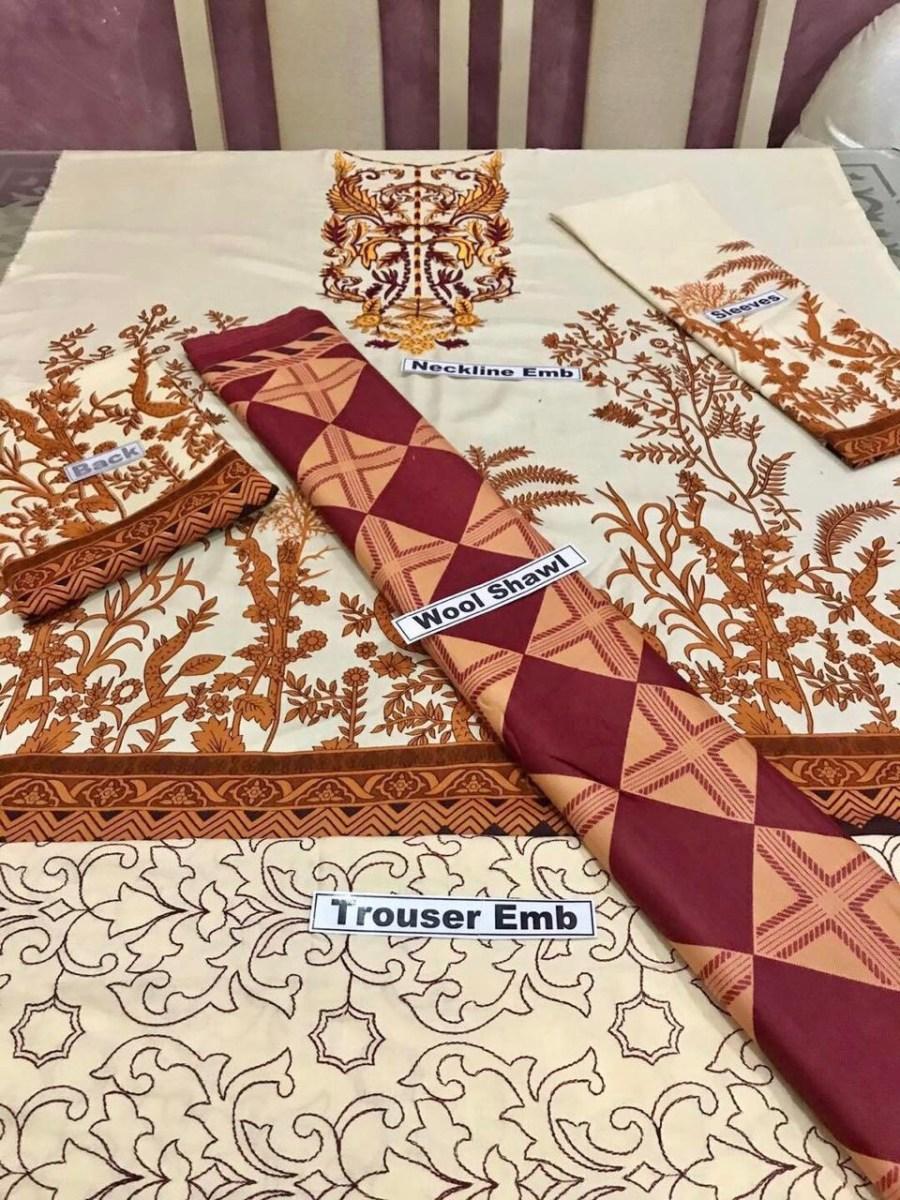 sana safinaz embroidered dresses