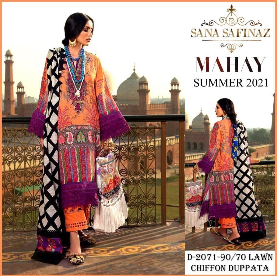 Sana Safinaz Collection 2021