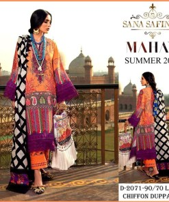 Sana Safinaz Collection 2021