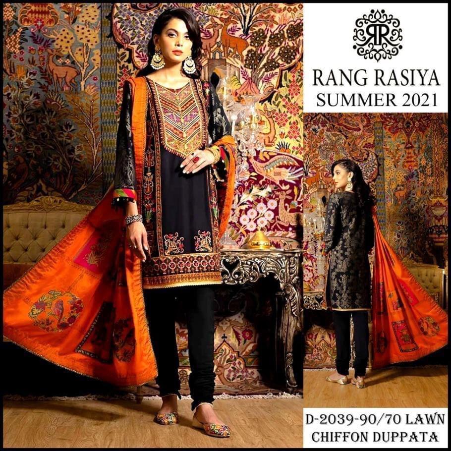 Rang Rasiya Summer Collection 2021
