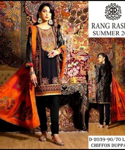 Rang Rasiya Summer Collection 2021