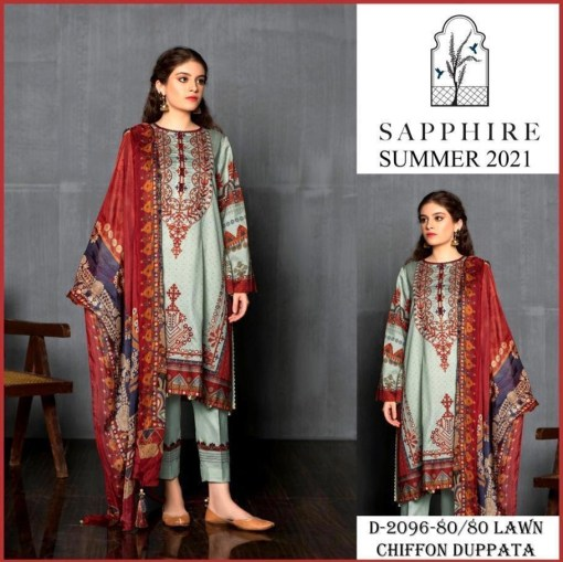 Sapphire Summer Collection 2021