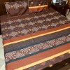 PRINTED KING BED SHEET