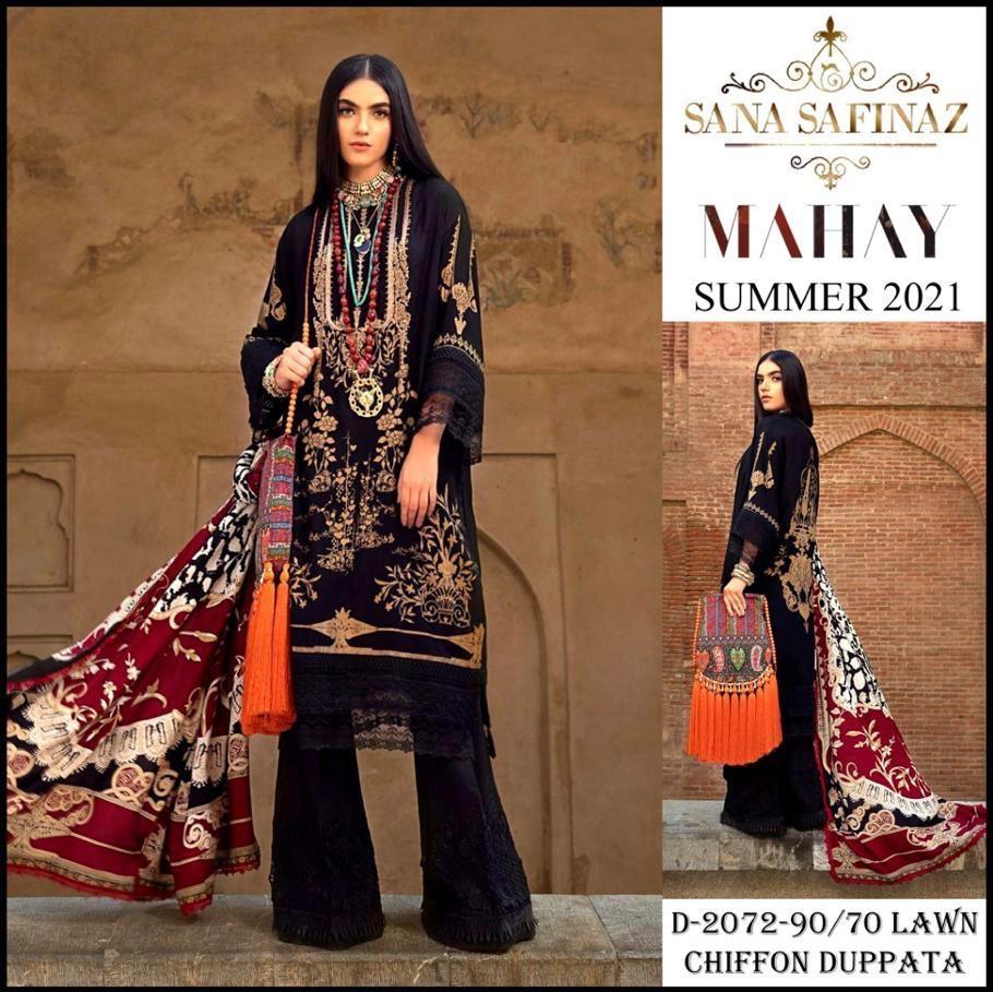 Sana Safinaz Mahay Collection 2021