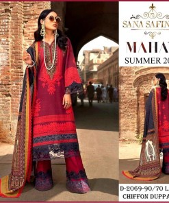 Sana Safinaz Summer Collection 2021