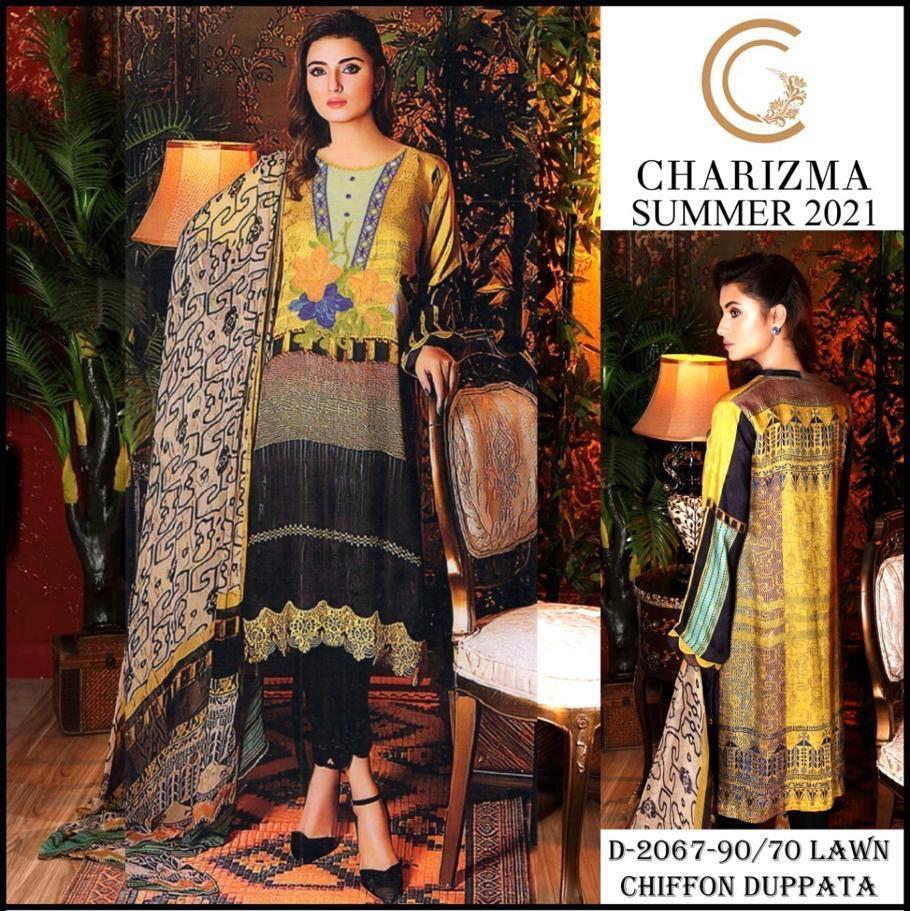 Charizma Summer Collection 2021