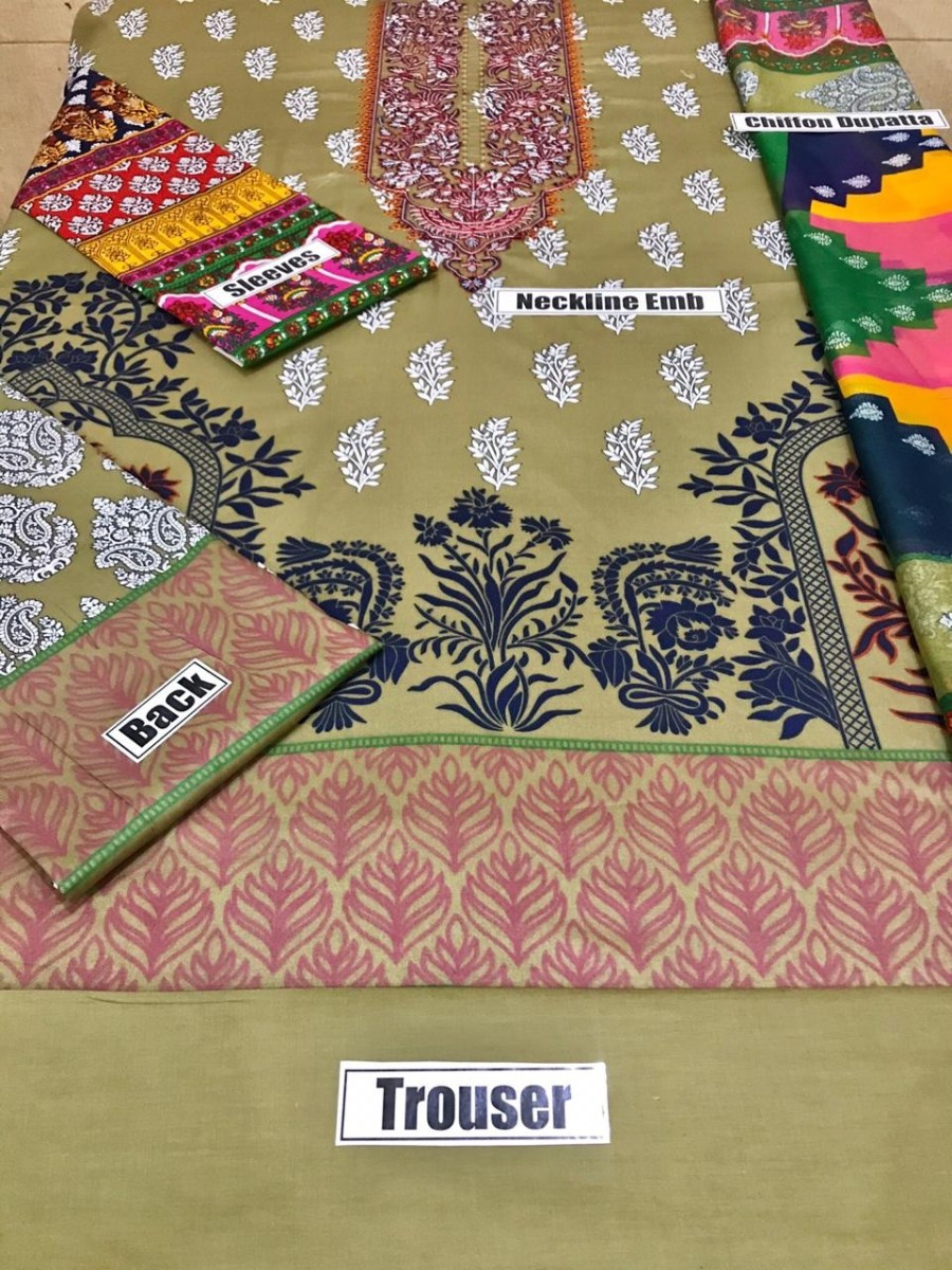 limelight unstitched summer collection