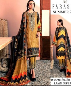 Farasha Summer Dresses 2021